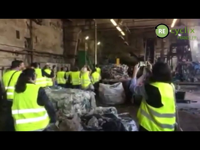 RECYCLIX FACTORY OPEN HOUSE MAI 2016