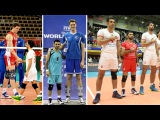 The Lowest Volleyball Player in The World  1.65 cm - Farhad Zarif
