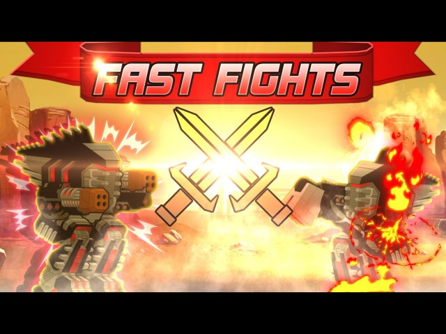 [SuperMechs] Fast Fights. EP47.