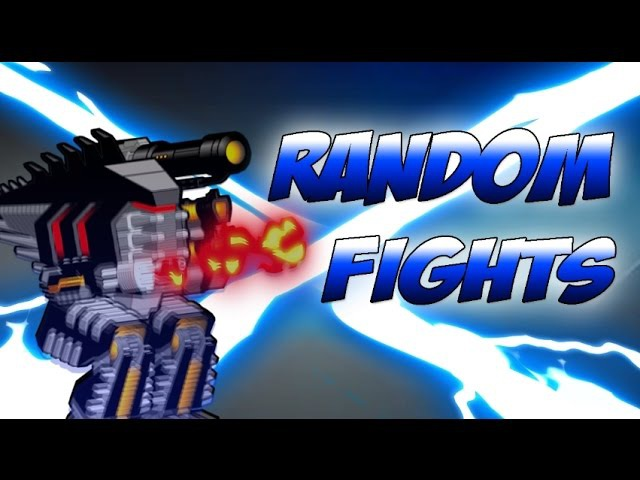 [SuperMechs] Random Fights