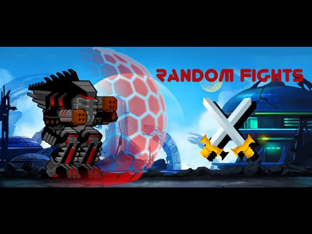 SuperMechs / RandomFights / HardToKill clan down!