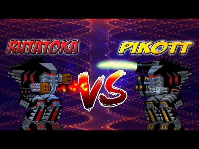 [SuperMechs] Rutatoka VS pikott