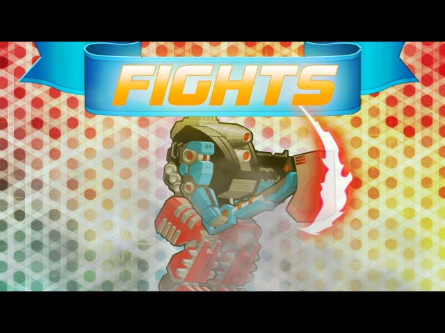[SuperMechs] Random Fights.