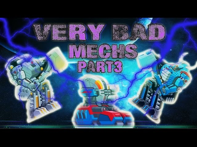[SuperMechs] VERY BAD MECHS!! EP3 (Fights in chat)