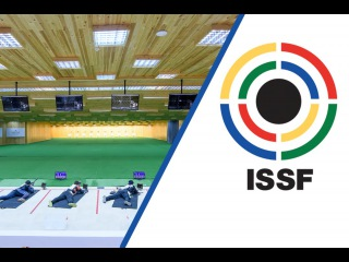 50m Rifle Prone Men Junior Final - 2016 ISSF Rifle/Pistol/Shotgun Junior World Cup in Gabala (AZE)