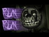SFM FNAF RUN RUN! - FNaF 3 Song by ChaoticCanineCulture