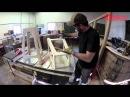 Оригинальный табурет или барный стул своими руками