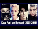 KPOP PAST AND PRESENT (2005-2016) [BOYGROUPS VERSION]