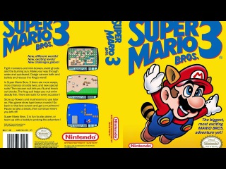 Super Mario Bros. 3 (NES, PAL) - Playthrough (PAL Famiclone)