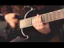 ESP LTD H-408B FM Guitar Playthrough - VIRULENT
