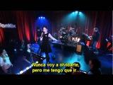 Lena Katina - Never Forget Live @ FanKix Espa