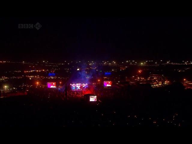 Muse - Live at Glastonbury 2010 UK Inglaterra