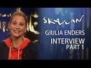 Giulia Enders | Part 1 | SVT/NRK/Skavlan