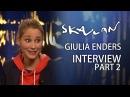 Giulia Enders | Part 2 | SVT/NRK/Skavlan