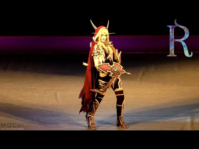 Гран-при M.O.Con 2017 - Nova (Челябинск): World of Warcraft - Sylvanas Windrunner