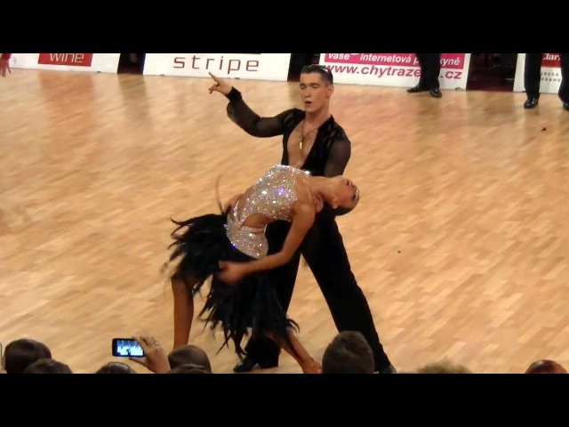 Timur Imametdinov - Ekaterina Nikolaeva | jive | Prague Open 2012, WDSF WO latin, final