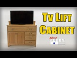 Nick Ferry | Making A TV Lift Cabinet w/ Secret Compartment