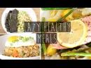 3 быстрые и простые идеи полезного обеда/ужина для ленивых. - Рецепты3 Quick Easy Healthy Dinner Ideas FOR LAZY PEOPLE Recipes   Eva Chung