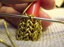 Copy of Elizabethan Embroidery - Goldwork Acorn