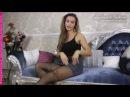 Ali on Gabriella Alisa tights YouTube Edit