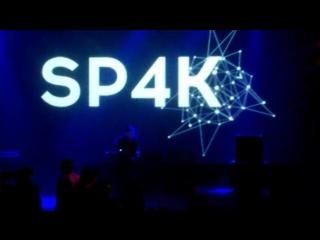 SP4K _01 @ Эрарта 12/11/16 РЕЙВ В МУЗЕЕ: 2 года bastard boogie tunes