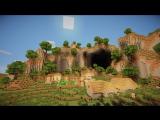 Ландшафты от Анфайни. Горы №2.  - Терраформинг - Minecraft