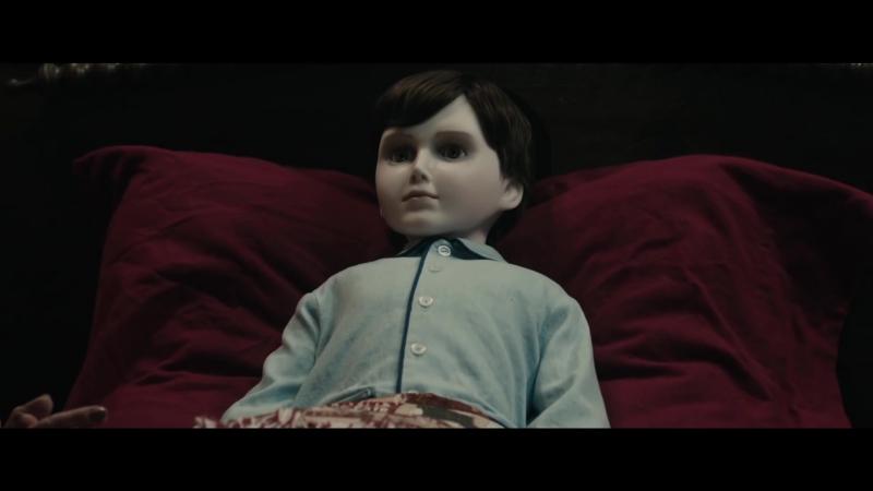 Кукла - Русский Трейлер (2016)