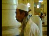 Sleeping in Haram