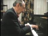 Гениальный музыкант! Скрябин этюд op.2 № 1 исполняет Владимир Горовиц
