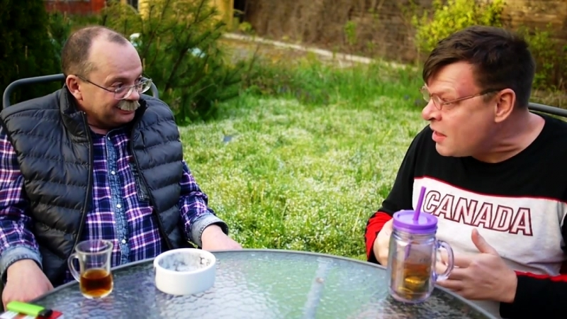 Наезд на культуру обсуждают депутат Лаврентий Августович и его помощник Шурка