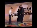 Бэса мэ мучо Валентина Игнатьева в Капустнике театра Модернъ Юбилей Р Ибрагимбекова в Доме кино 1999 год