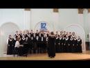 Академический хор «Gaudeamus» -  1. «Гимн демократической молодежи мира» 2. «СЫрба»