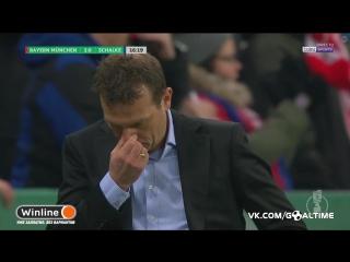 Бавария - Шальке 2:0. Тьяго Алькантара