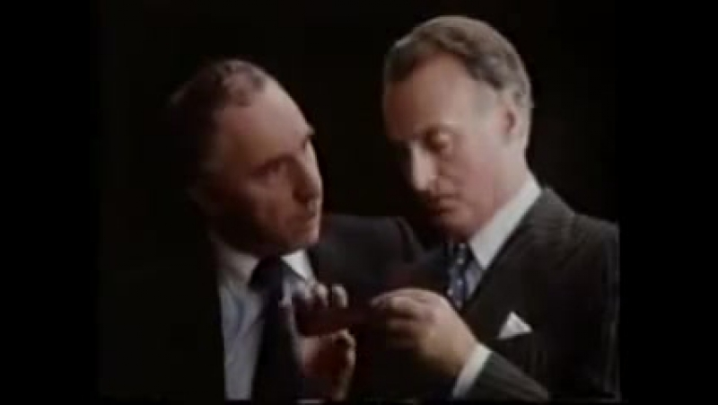 Yes Minister - Wispa commercial