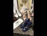 Ботинки Balensiaga LUXE