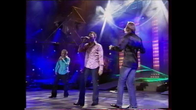 Золотой Граммофон - 2001 (ОРТ, 03.05.2002) Иванушки Интернешнл - Лодочка