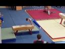 2016.10.25 • Первенство города Санкт-Петербурга по спортивной гимнастике • 1-ый день • Конь • 9.0
