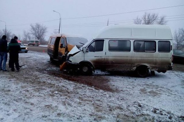 Ранним утром 28 января, около 6.20, на юге Волгограда произошло ДТП, в