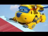 Супер Крылья: Джетт и его друзья - 16. Бумажные рейнджеры