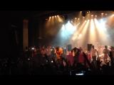 Индивид на концерте Method Mana