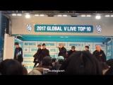 [FC|VK][18.01.2017] Monsta X - HERO @ Global V Live TOP 10