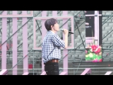 [fancam] 170708 Doyoung (NCT) & Sunday (The Grace) - Still @ SMTOWN in Seoul