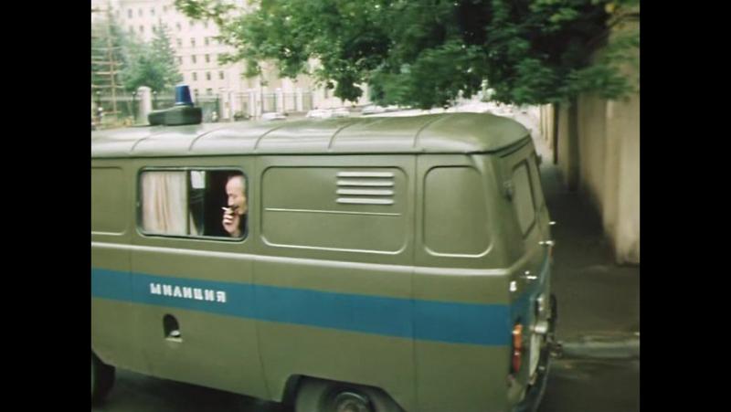 Х/ф Вход в лабиринт (3 серия из 5) 1989