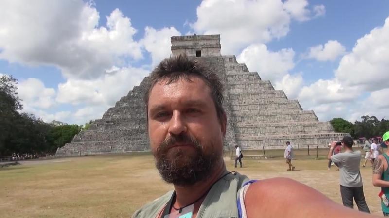 Alextime! Mexico Chichen Itza - 24 февраля 2016 г