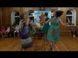 Ковчег на море! Калинка - малинка! Танец от Александрии!