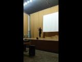 Маргарита Волкова - With you (Егор Сесарев) Посвящение в студенты