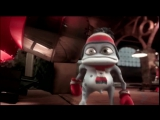 Crazy Frog - Last Christmas ( лягушонок крейзи ) клип