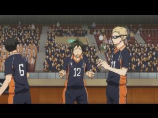 Haikyuu!! Karasuno Koukou vs Shiratorizawa Gakuen Koukou_[02]_[ru_jp]_[Eladiel_Zendos]_[HDTV_720P]