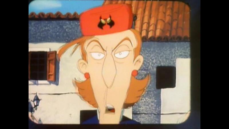 Инспектор Гаджет сезон 2 серия 03 Inspector Gadget (Франция США Япония Канада Тайвань 1985) Детям