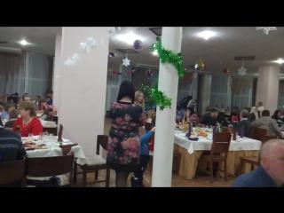 Как мы встретили НГ 2017 в Крыму)